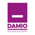 DAMIO kuchyně & interiéry logo