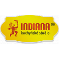 INDIANA – kuchyňské studio logo
