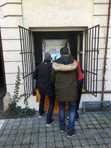 Stěhování Praha
